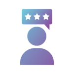 Kundenerlebnis Icon